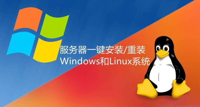 《VPS或服务器一键网络重装系统(linux or win)》